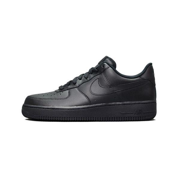 Tênis Nike Air Force 1 '07 Black/black Feminino 34 038-black / black