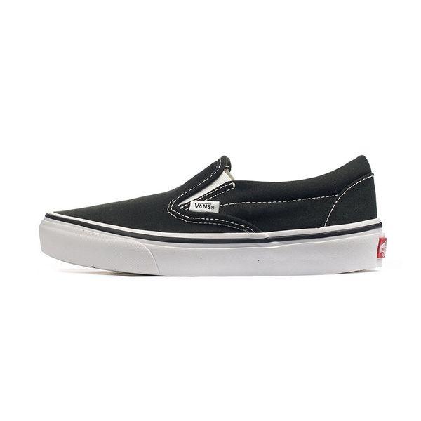 Tênis Vans Classic Slip-on Black black 34