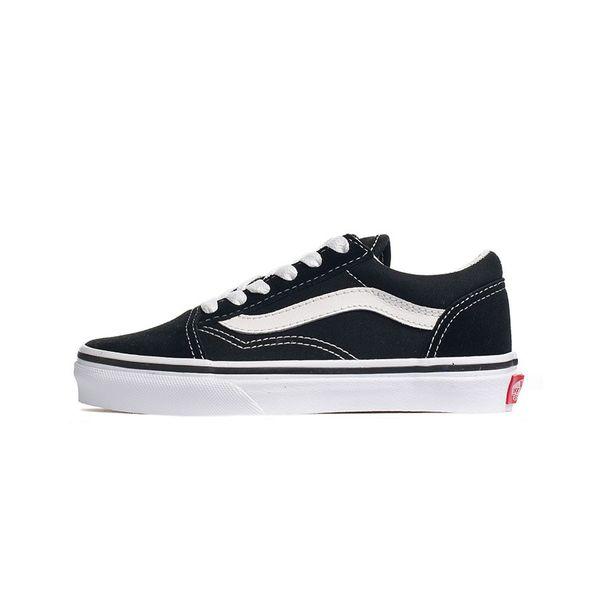 Tênis Vans Old Skool Infantil 'black/white' black/white 26