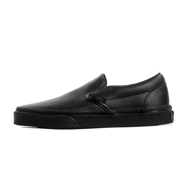 Tênis Vans Classic Slip-on Classic Tumble Black (classic tumble) black/mo 34