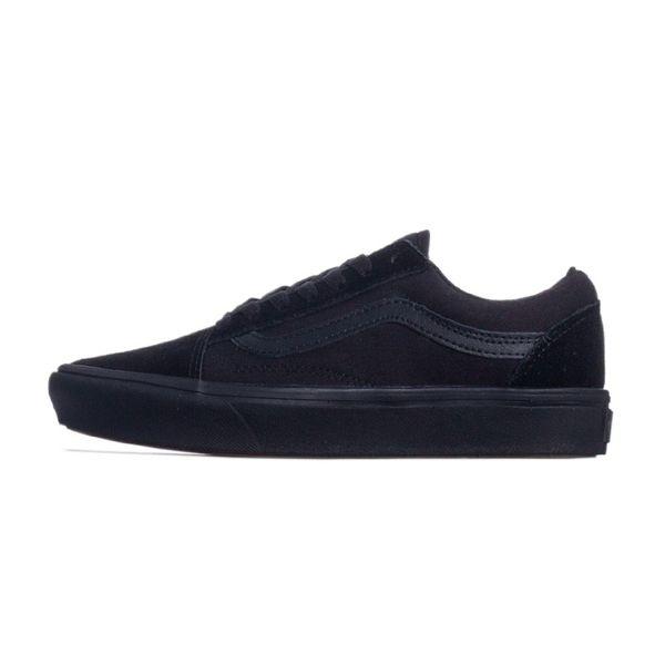 Tênis Vans Comfycush Old Skool (classic) Black/black black/black 35