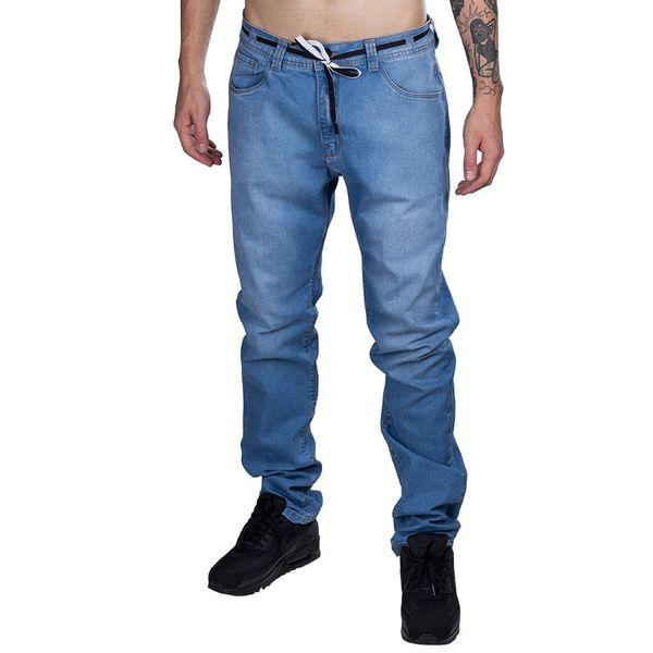 Calça Bali Hai Jeans Medio Slim Masculina jeans medio 42