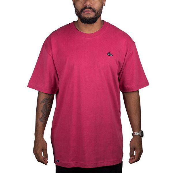 Camiseta Öus Patch Boot Salmão salmao g