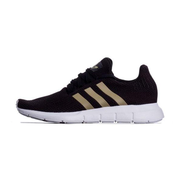 Tênis Adidas Swift Run cblack/tesime/ftwwht 38