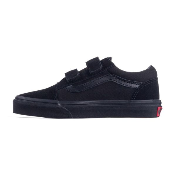 Tênis Vans Old Skool V Black/black black/black 27