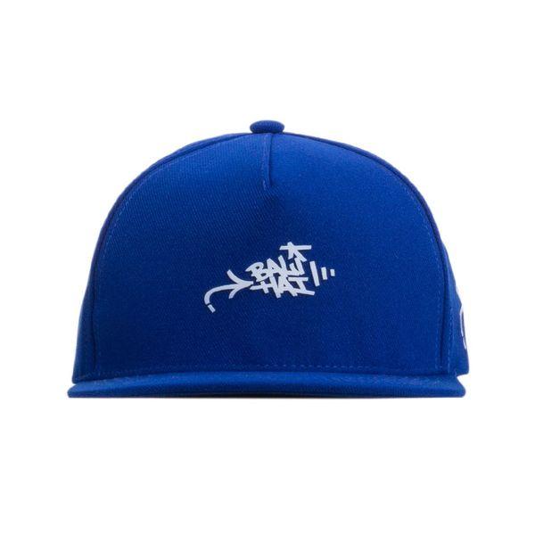 Boné Bali Hai Logo Azul Royal/ Branco royal/branco un