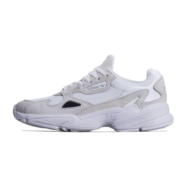 Tênis Adidas Falcon cwhite/cwhite/crywhite 38
