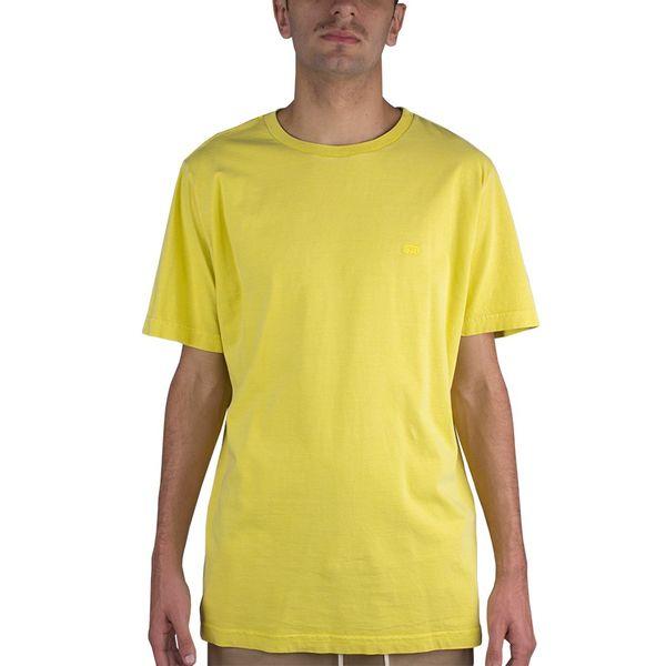 Camiseta Hocks Antiqua amarelo g