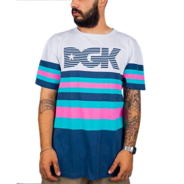 Camiseta Dgk Havana white p