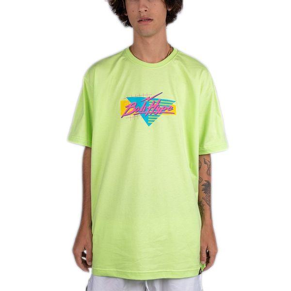 Camiseta Bali Hype Vaporwave verde gg