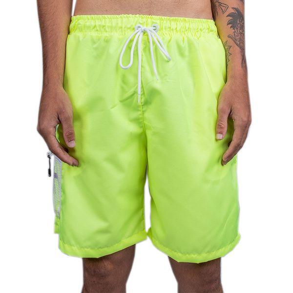 Bermuda Bali Hype Verde Fluorescente verde neon p