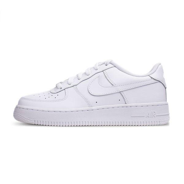 Tênis Nike Air Force 1 Infantil Bp 117 white 30