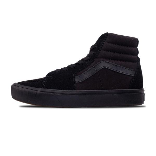 Tênis Vans Sk8-hi Comfycush Classic Black black/black 36