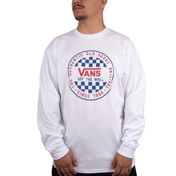 Camiseta Vans Authentic Old Skool White white g