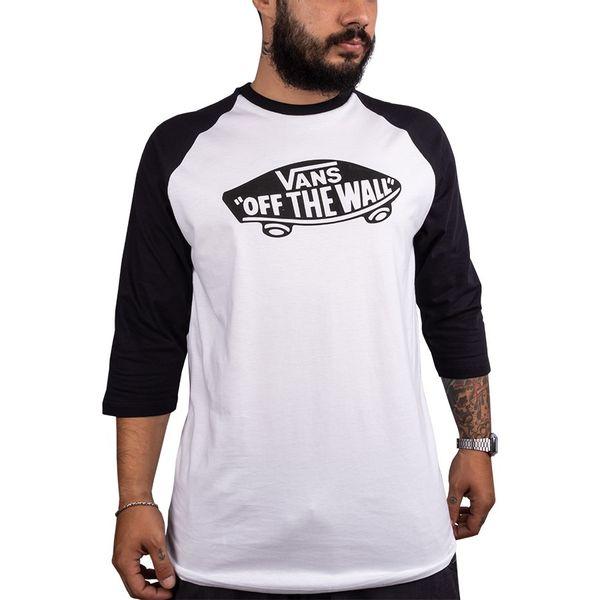 Camiseta Vans White/black white/black g