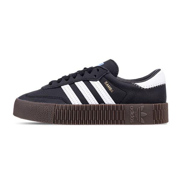 Tênis Adidas Sambarose Feminino black/brown 37