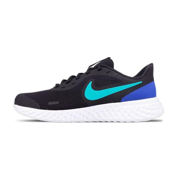 Tênis Nike Revolution 5 011 black 37.5