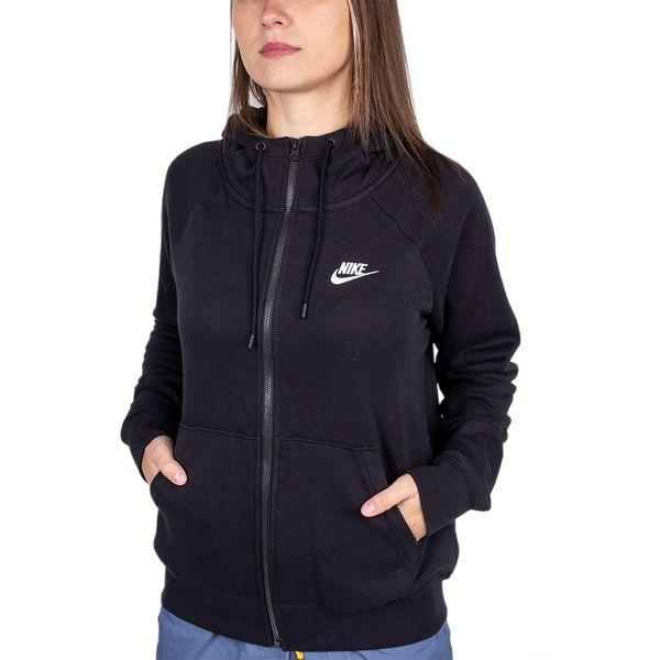 Moletom Nike Essential Hoodie Fleece 010 black pp
