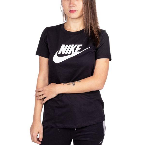 Camiseta Nike Essential Icon 010 black pp