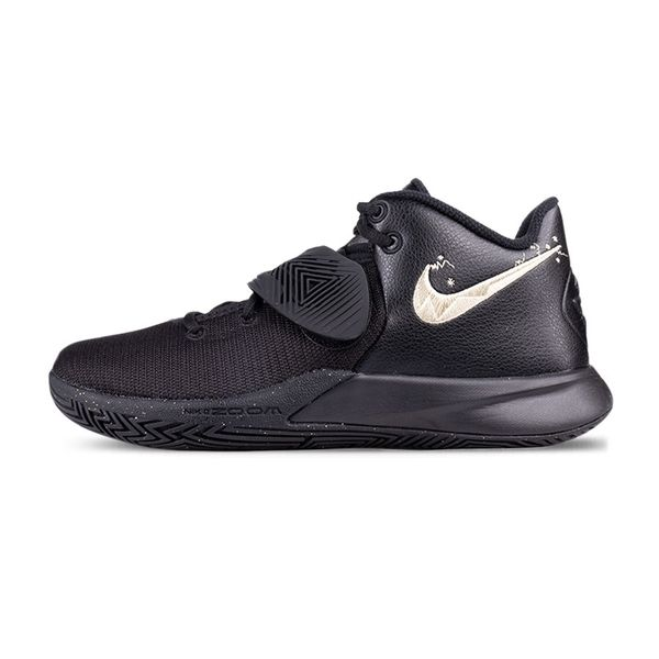 Tênis Nike Kyrie Flytrap III Black 008 black/metallic gold 38