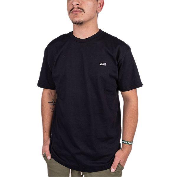 Camiseta Vans Black/white black/white p