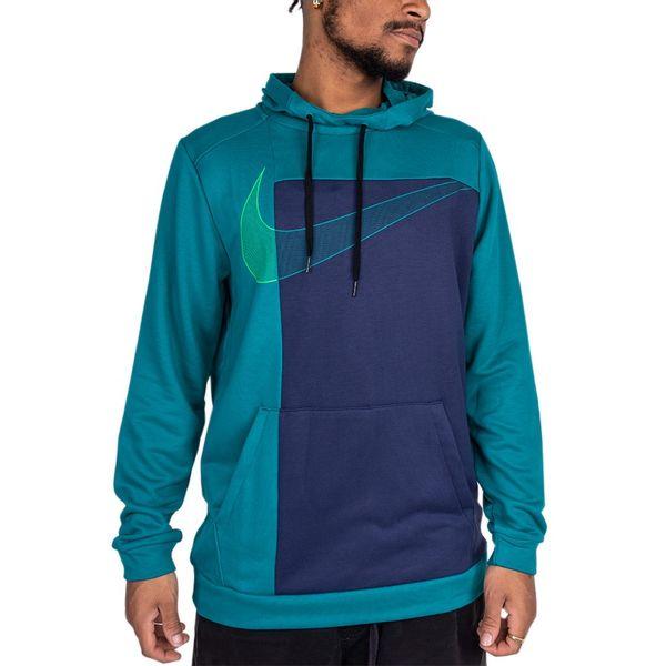 Blusa Moletom Nike M Nk Dry Hoodie Po Flc Gsp 379 green p