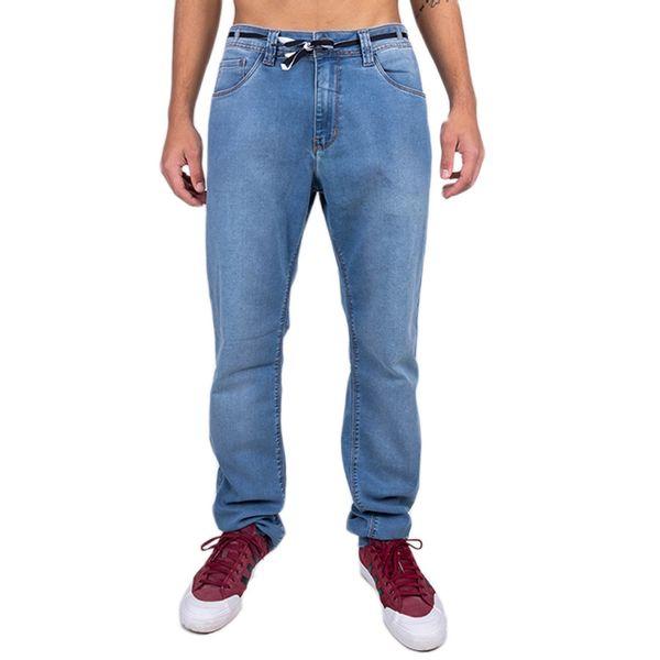 Calça Jeans Bali Hai Azul Escuro azul escuro 36