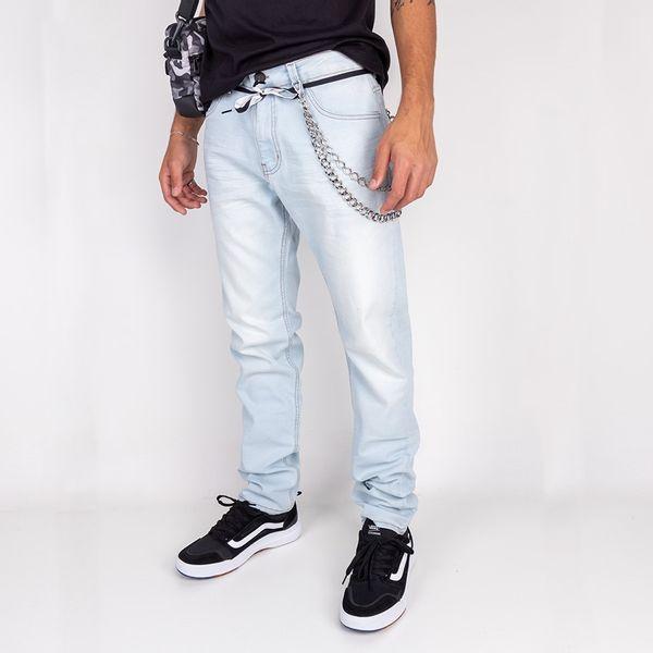 Calça Bali Hai Jeans Claro jeans claro 42