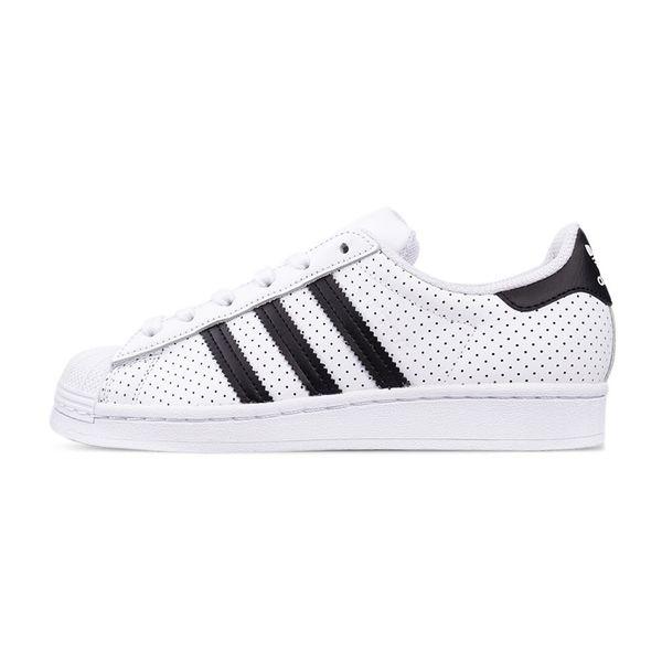 Tênis Adidas Superstar Feminino white/black 37