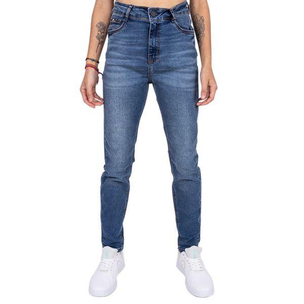 Calça Bali Hai Jeans Escuro Feminino jeans medio 36