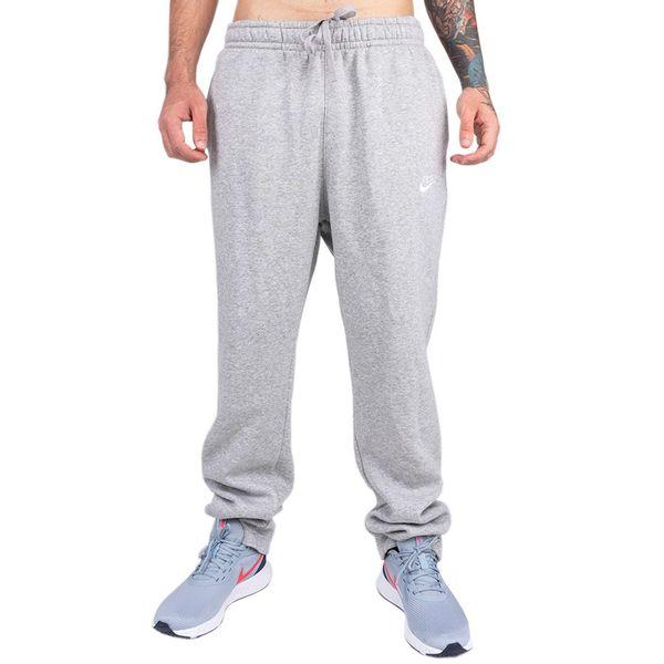 Calça Nike Club Pant 063 grey gg