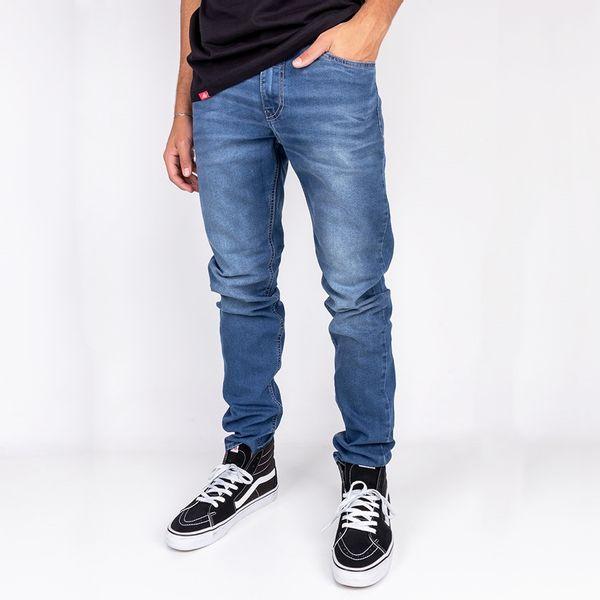 Calça Bali Hai Slim Jeans Marinho jeans marinho 36