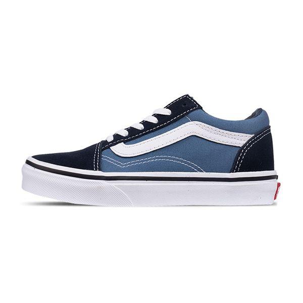 Tênis Vans Old Skool Infantil Navy/True White navy/white 29