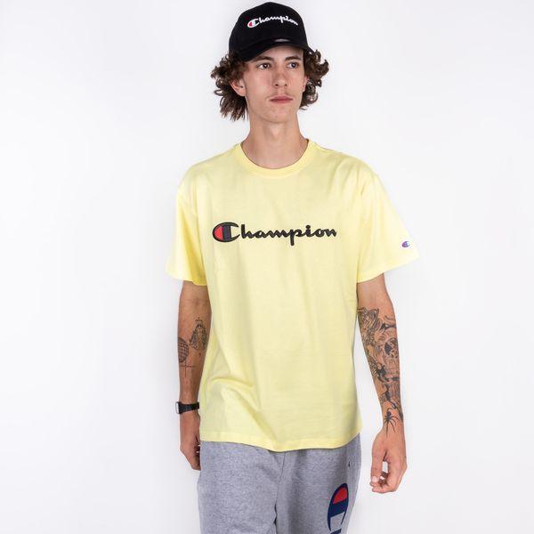 Camiseta-Champion-Embroidery-Trad-Preto-0890420085011_1