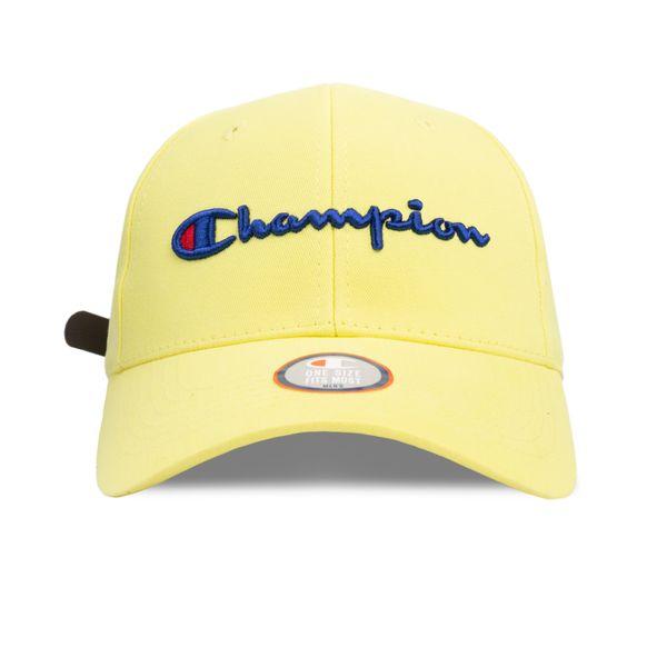 Bone-Champion-Classic-Twill-Hat-Script-Amarelo-0890420074589_1