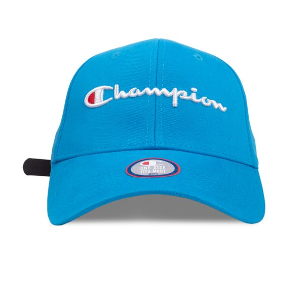 Bone-Champion-Classic-Twill-Hat-Script-Azul-Turquesa-0890420074664_1