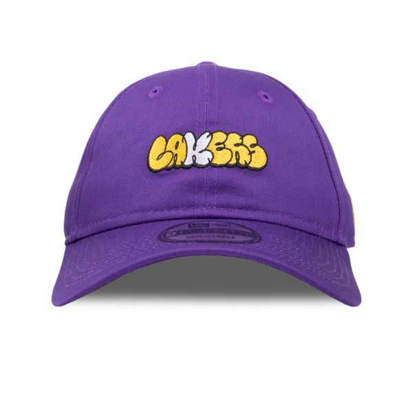 Bone-New-Era-9Twenty-Strapback-Lakers-Aba-Curva-NBV22BON011_1